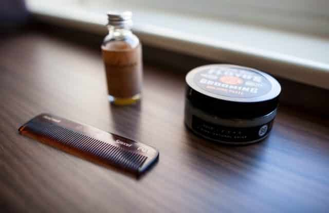 Lubricante para barbas